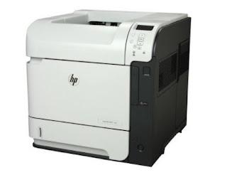 HP LaserJet 600 M601dn Printer Driver Download & Manual Setup