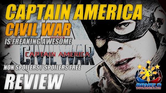 Captain America Civil War Is Freaking Amazing ★ Non-Spoilers Or Spoilers Free Review