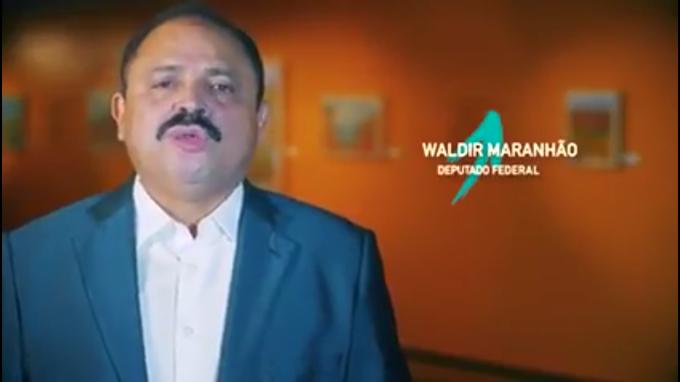 Waldir Maranhão demonstra sintonia com o discurso do PT e defende um país democrático sem retrocessos