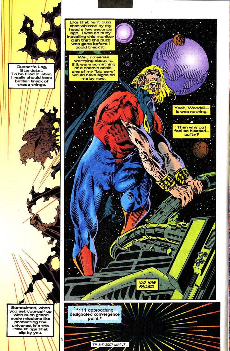 Read online Silver Surfer (1987) comic -  Issue #111 - 6