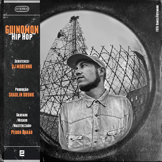 """Guinomon Mc lança o clipe """"Hip Hop"""""""