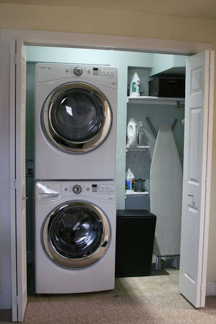 Small Laundry Room 7