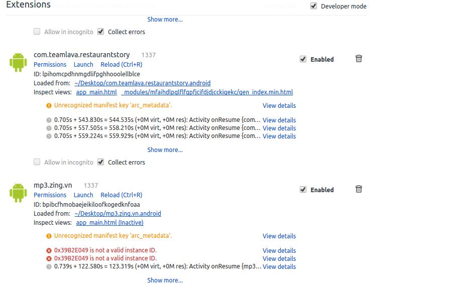 Sử dụng ứng dụng Android trên Ubuntu - Ubuntu Việt Nam