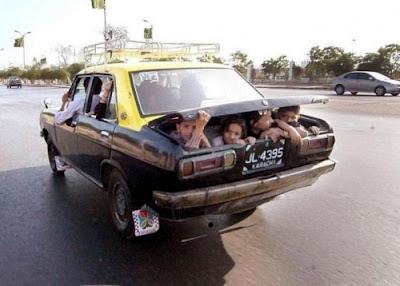 Autos im Ausland