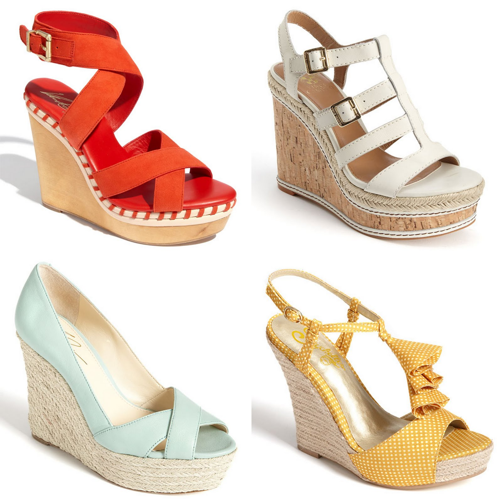 61828342886 Here are some pics to some cute wedges since I would never wear the ones on  the article anyways.