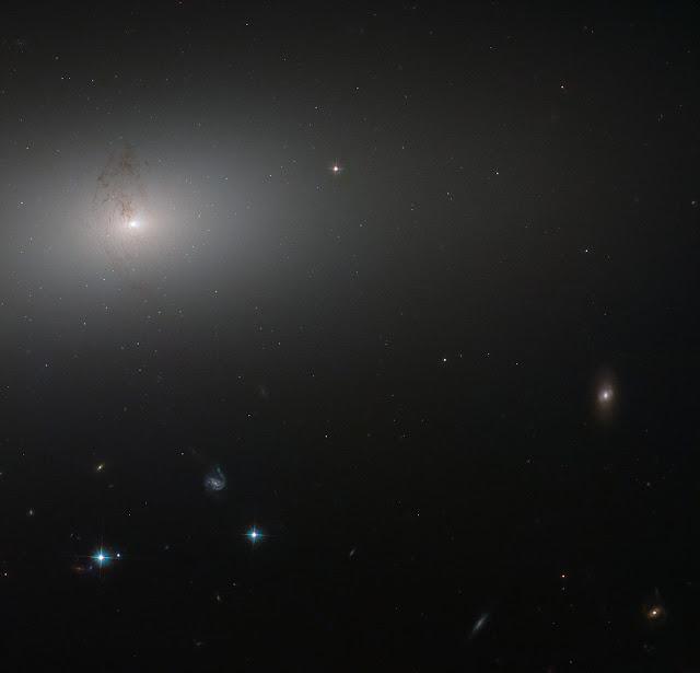 Elliptical Galaxy NGC 2768