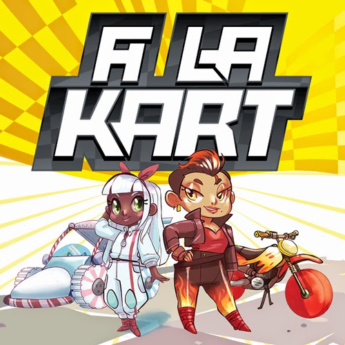 la kart Daniel Solis: A La Kart   Open Call for March Beta Testers la kart