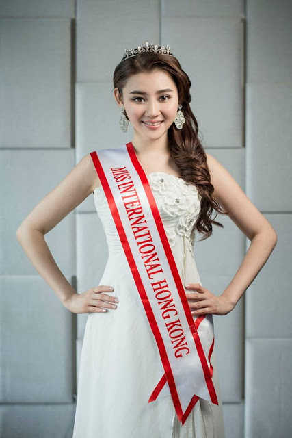 Miss International Hong Kong 2015