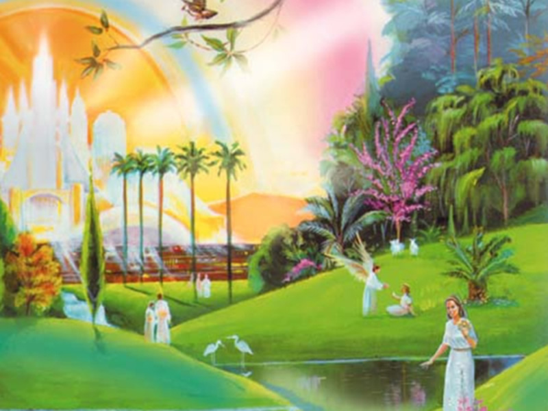 Resultado de imagen de la nueva tierra