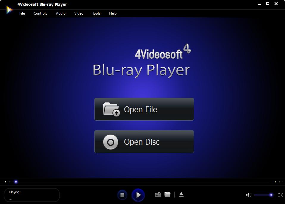 4Videosoft Blu-ray Player Full Version