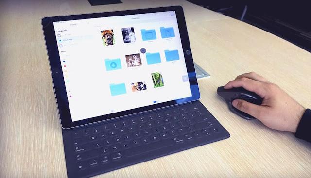 تحديث iOS 13 - كيفية تشغيل الماوس على الايفون والايباد ؟