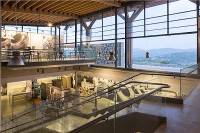 «Ξενάγηση» στο νέο Μουσείο Μαστίχας Χίου