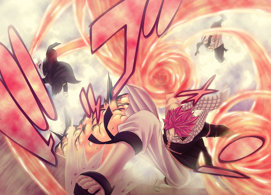 Sting Eucliffe, Rogue Cheney vs. Natsu Dragneel | Your ...