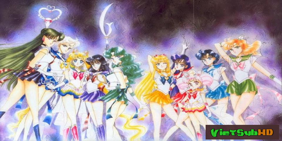 Phim Bishoujo Senshi Sailor Moon Crystal Season III Tập 7 VietSub HD | Bishoujo Senshi Sailor Moon Crystal Season III 2016