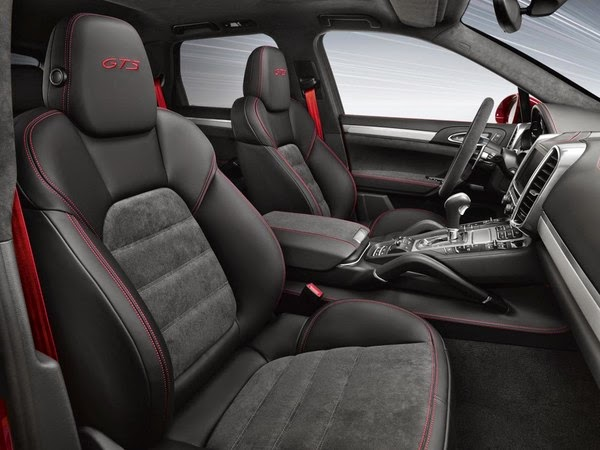 Cayenne GTS 2015 отзыв владельца