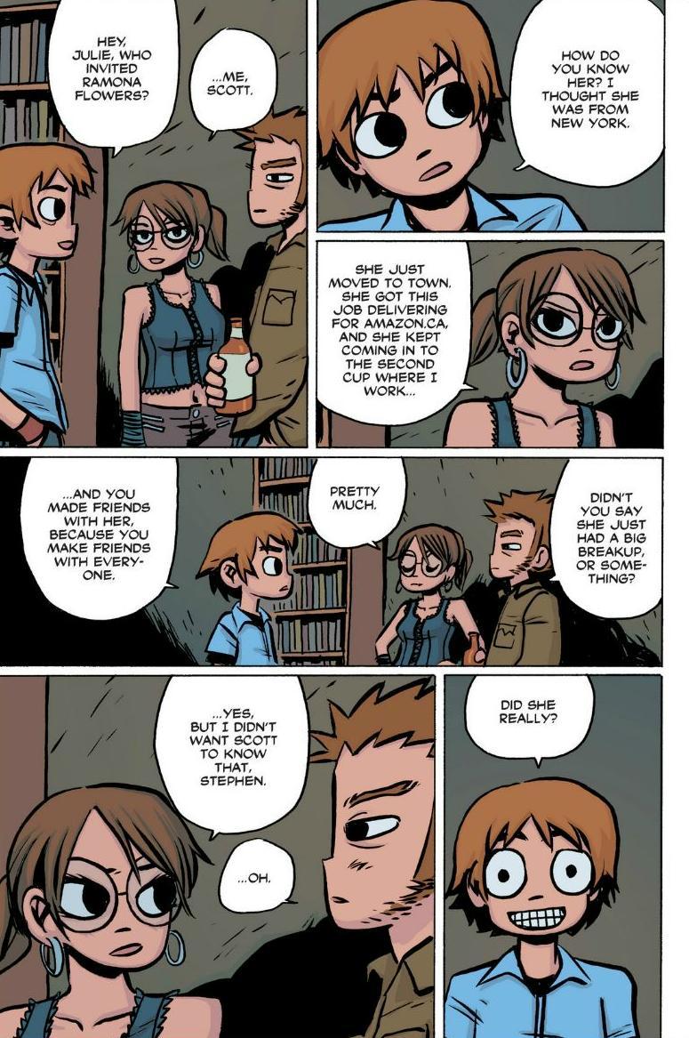 Read online Scott Pilgrim comic -  Issue #1 - 55