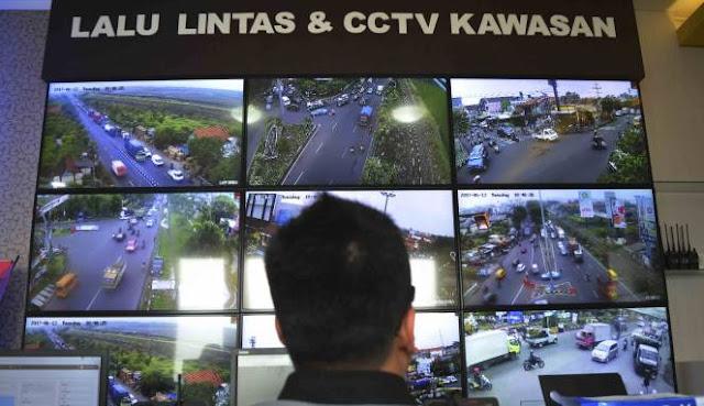 Sebelum Surabaya, Jakarta Ternyata Sudah Terapkan Sistem Tilang CCTV