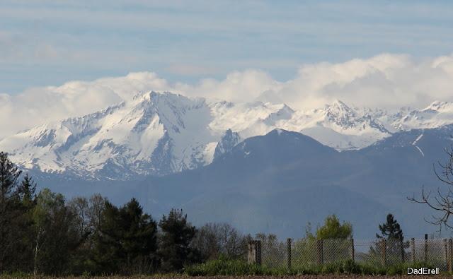Le Gabizos dans les Pyrénées
