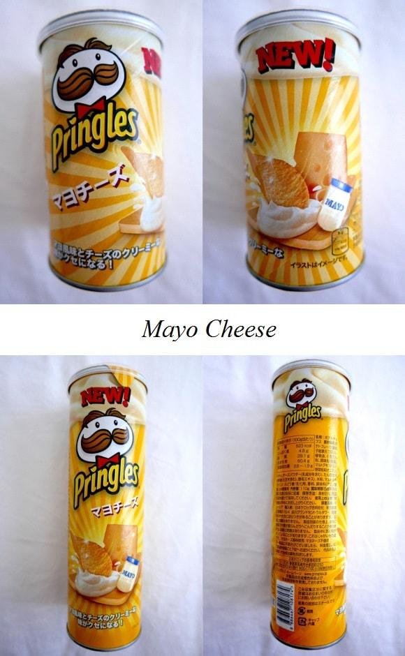 Pringles Mayo Cheese