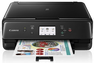 Canon TS6040 Drivers Full Download