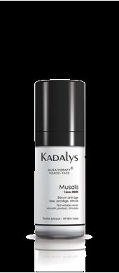 Sérum 1ères Rides Jour Musalis - Kadalys
