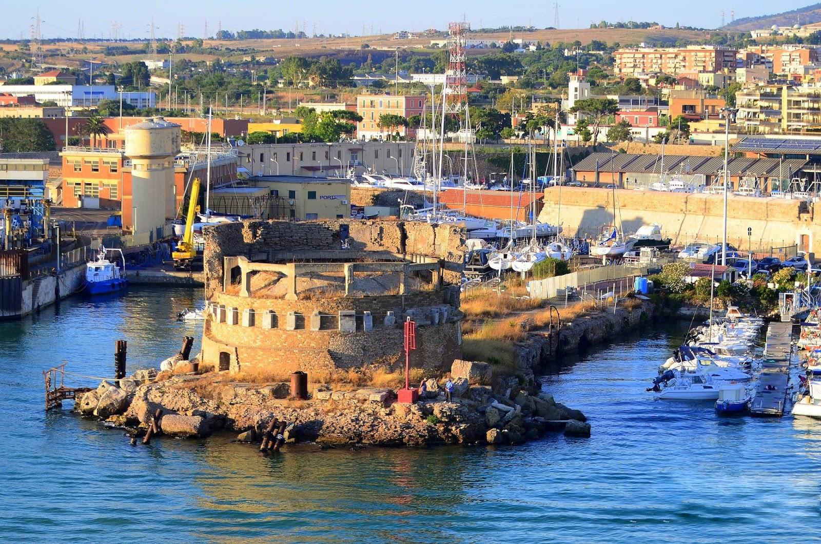 Roma a civitavecchia em um dia sonhos de viagem a ii - Getting from civitavecchia port to rome ...