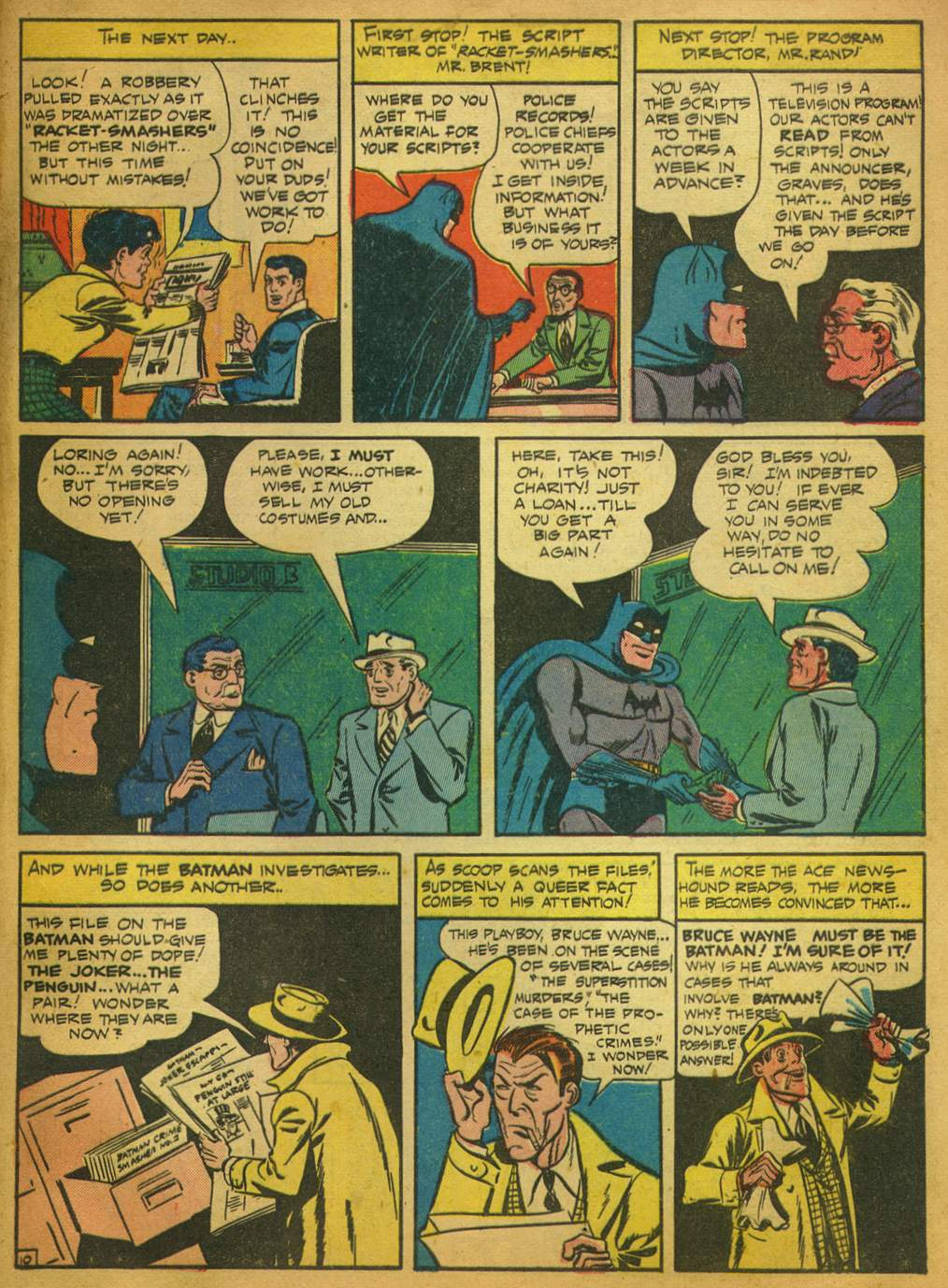 Read online World's Finest Comics comic -  Issue #6 - 95
