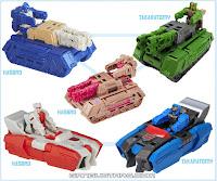 Transformers Titans Return Titan Masters Hasbro Takara トランスフォーマーレジェンズ ハードヘッド ハイブロウ