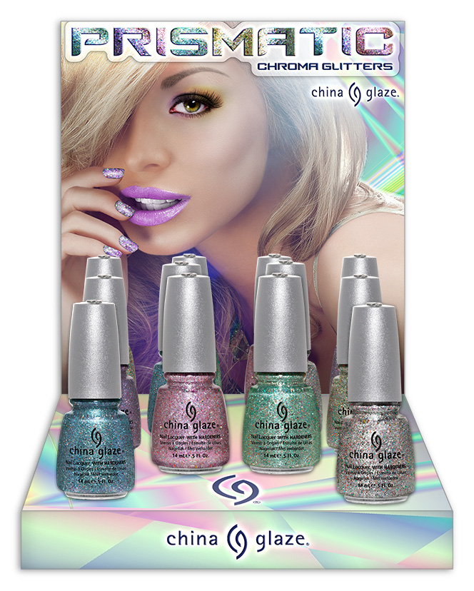 Spectrum Holographic Nail Polish: Oooh, Shinies!: March 2012