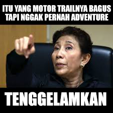 Meme Anak Motor Cross