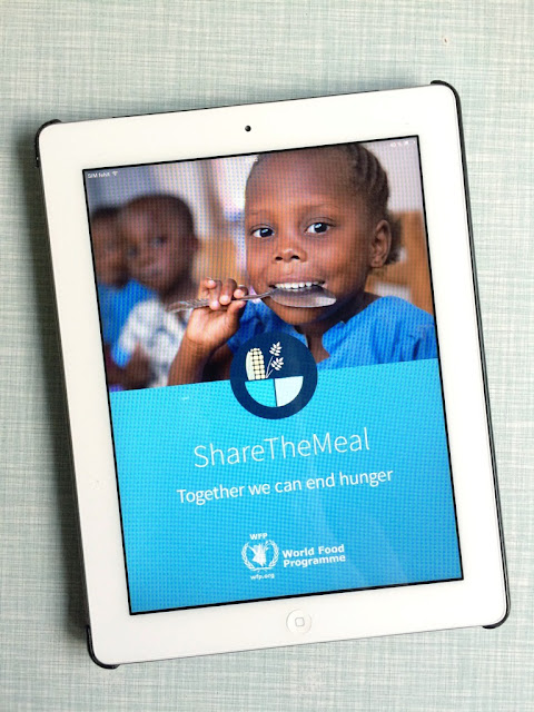 Mmi, mittwochs mag ich, Share the meal, App, Welthungerhilfe, Welthunger, spenden, 3. Welt, WFP, UN, United Nations, United Nations World Food Programme