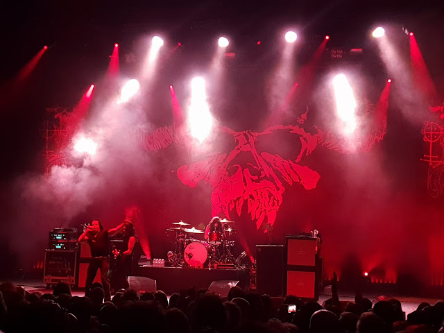 Danzig at Brixton Academy 2018