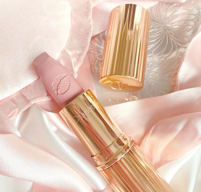Charlotte Tilbury Hot Lips | Kim K.W (Kardashian) Lipstick