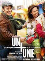 un + une, film, Jean Dujardin, FLE, le FLE en un 'clic'