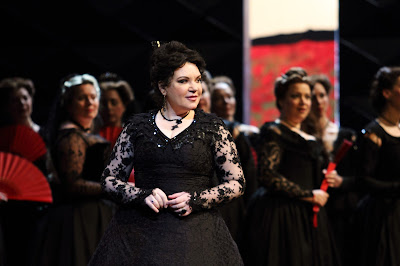 Ekaterina Semenchuk - Verdi: Don Carlo - Royal Opera - ©ROH, Photo Catherine Ashmore