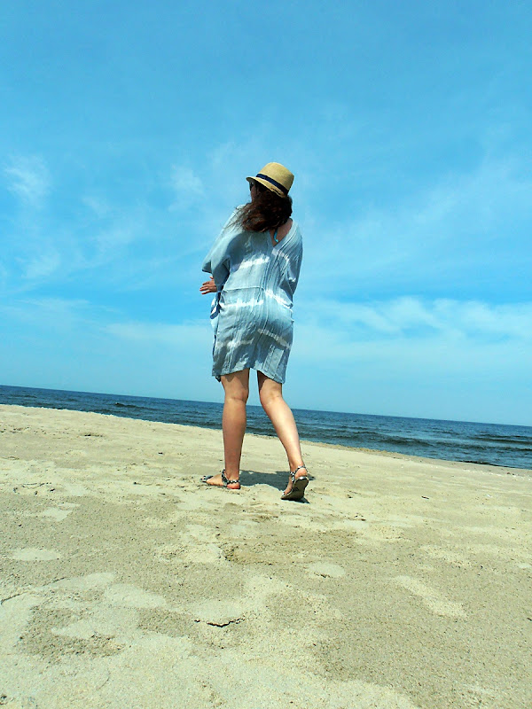 Plażowa stylizacja/ beach styling..