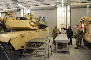 Tank M1A2C