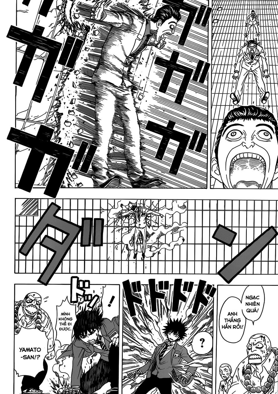 Takamagahara chap 3 trang 21