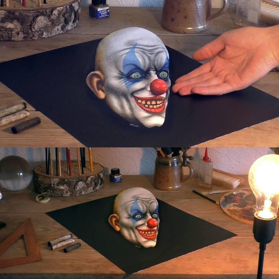 08-Halloween-Horror-Stefan-Pabst-3D-Art-www-designstack-co
