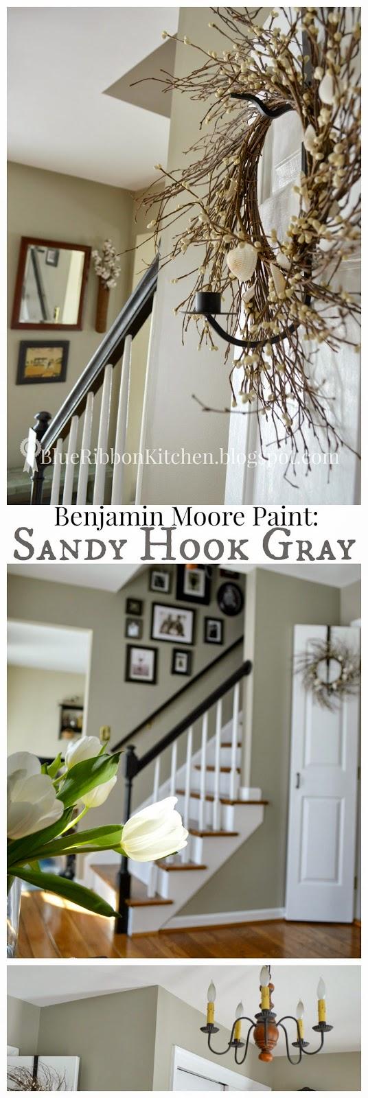 Sandy Hook Gray Benjamin Moore