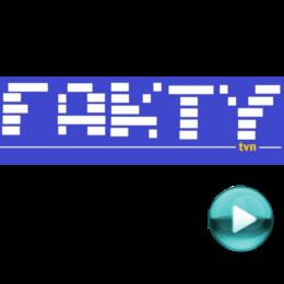 """Fakty TVN - naciśnij play, aby otworzyć stronę z odcinkami programu """"Fakty TVN"""" (odcinki online za darmo)"""