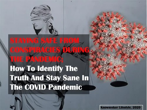 Coronavirus Conspiracy Theories: How To Keep Your Sanity Through This COVID-19