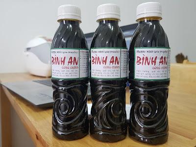 Dầu Xoa Bóp Bình An Loại Chai 350ml