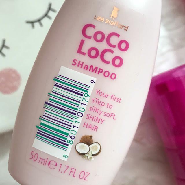 Lee Stafford CoCo LoCo Shampoo