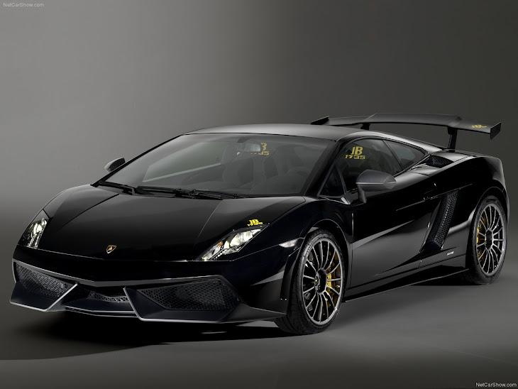 Lamborghini Gallardo LP570-4 Blancpain | Italian Legend