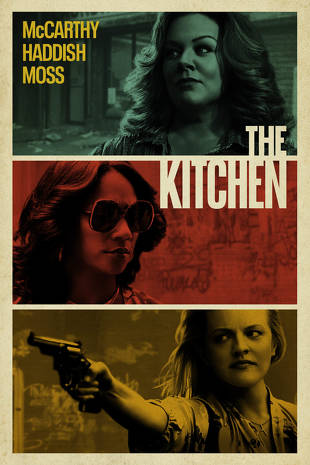 The Kitchen 2019 Hindi Dubbed 720p HDCAM 850MB Free Download
