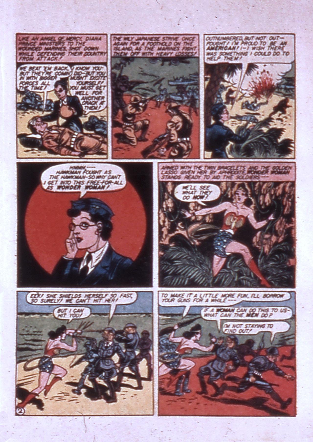 Read online All-Star Comics comic -  Issue #11 - 15