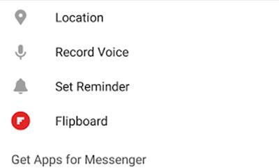Cara Share Lokasi Langsung Anda Di Facebook Messenger