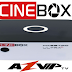 CINEBOX MAESTRO PLUS ULTRA NOVA FIRMWARE V1.32.1 - 17/04/2018
