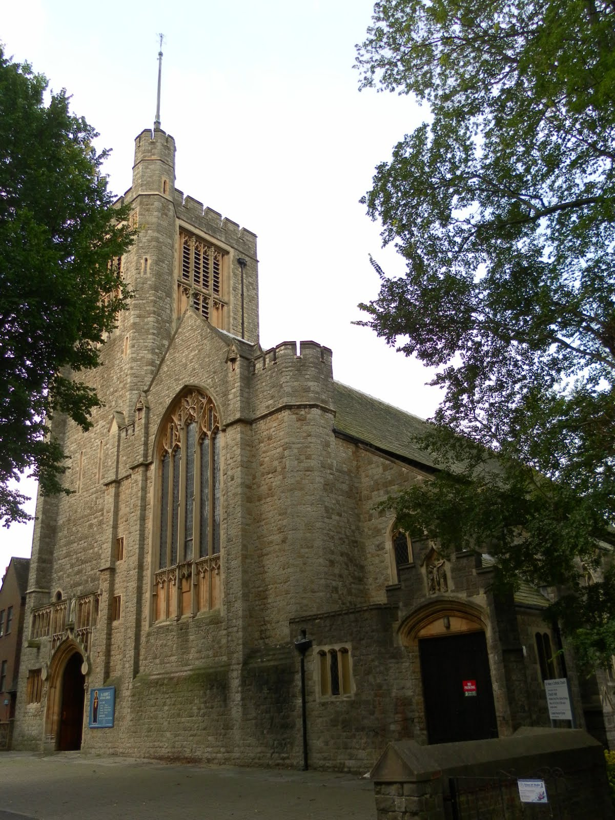 St Mary, Brighton